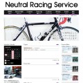 Neutral Racing Service様/WEBサイトデザイン